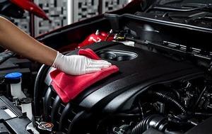 Как правильно мыть двигатель авто