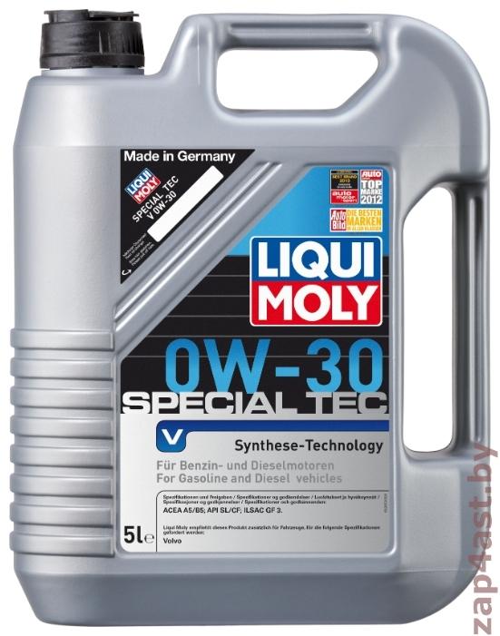 Liqui Moly Special Tec V 0W-30 5 л