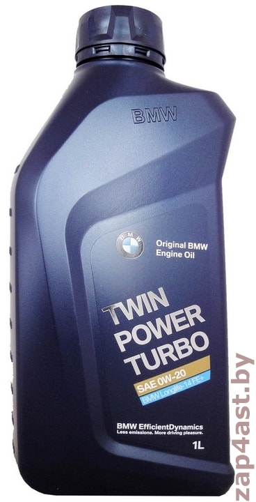 BMW TwinPower Turbo Longlife-14 FE+ 0W-20 1 л